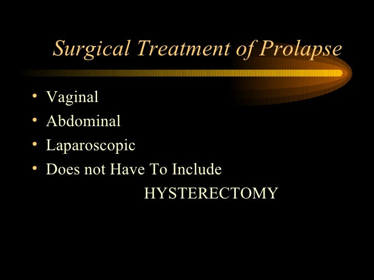 Alternatives to Hormones and Hysterectomy