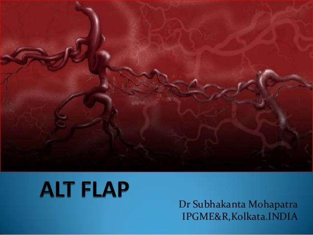 Anterolateral thigh flap