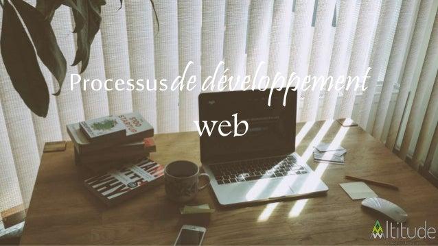 Processusde développement web