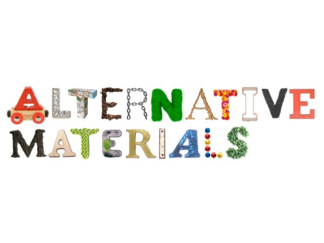 Altmaterials web2012