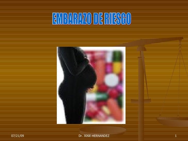 07/21/09   Dr. JOSE HERNANDEZ   1