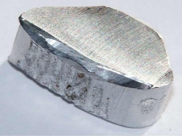 Aluminium expansion