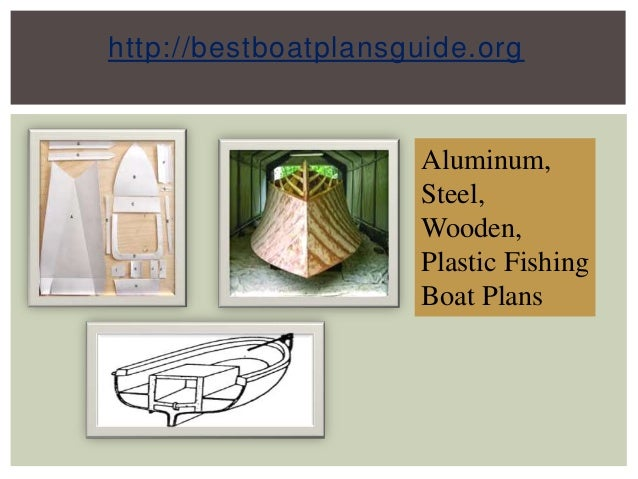 Fishing Boat Plans Free