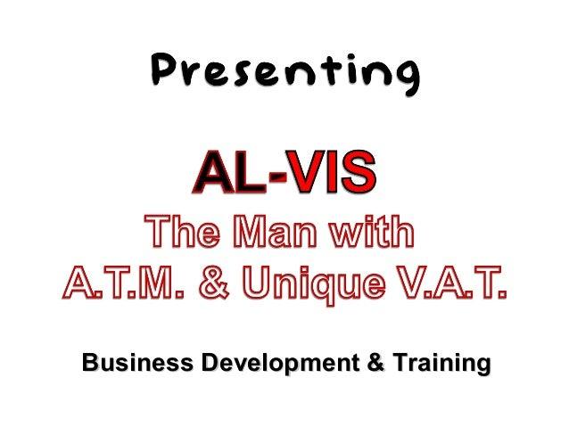 Business Development & TrainingBusiness Development & Training