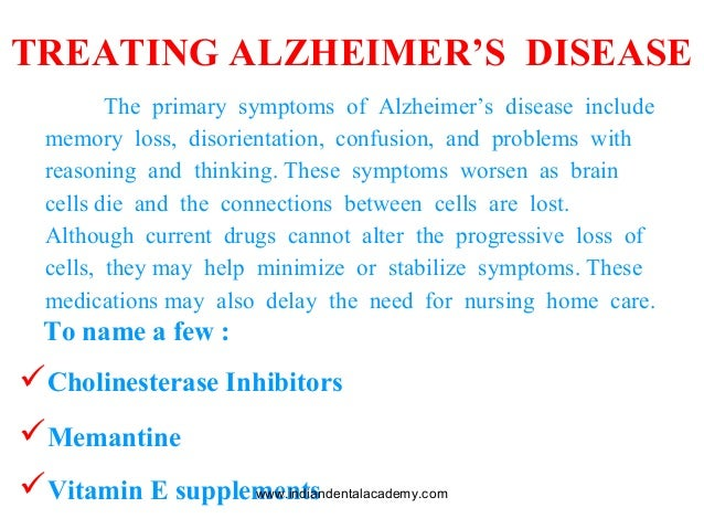 alzheimers disease an analysis of primary Risk assessment and primary prevention of and primary prevention of alzheimer disease based of alzheimer disease for the primary.