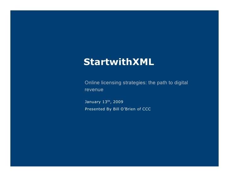 Online licensing strategies: the path to digital revenue