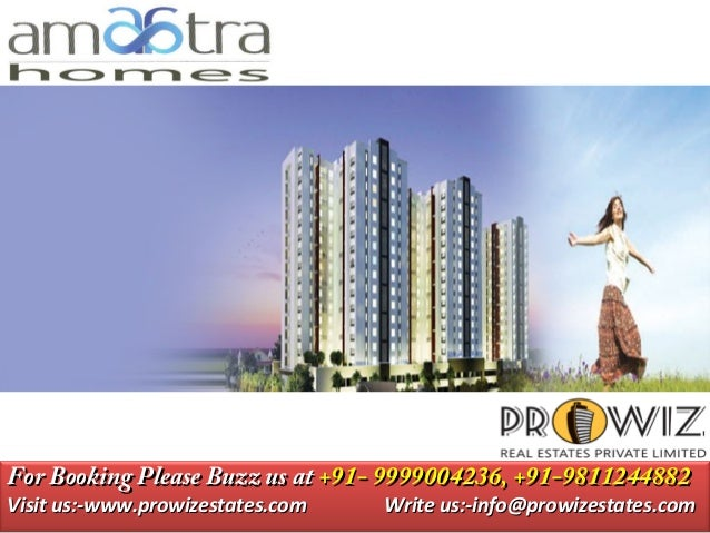 Amaatra Homes Noida Extension @9999004236 New Project