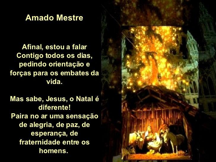 Amado Mestre Natal