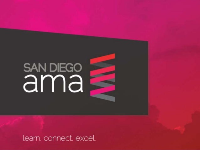 San Diego AMA Hispanic Marketing Event Deck
