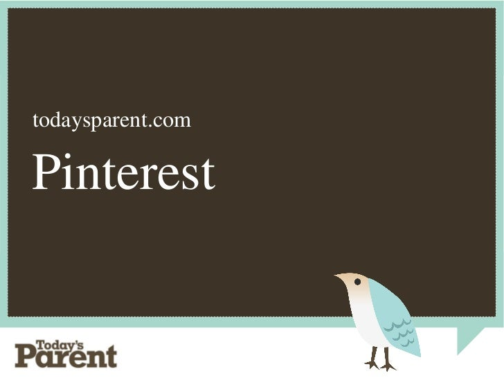 todaysparent.com Pinterest