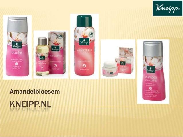 KNEIPP.NL Amandelbloesem