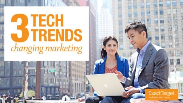 Trends Changing Marketing - AMA New Orleans