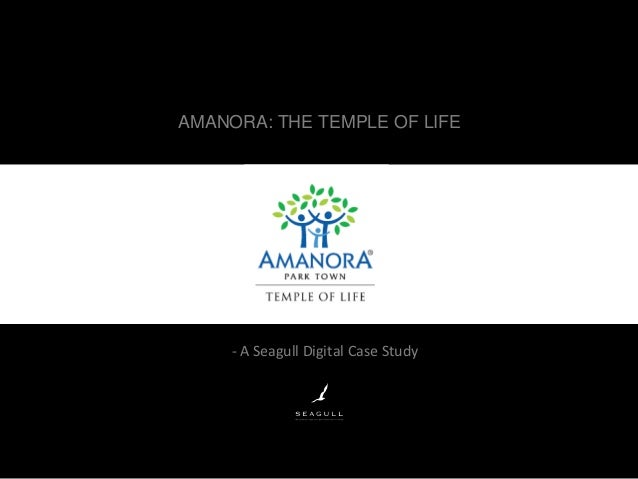 AMANORA: THE TEMPLE OF LIFE - A Seagull Digital Case Study