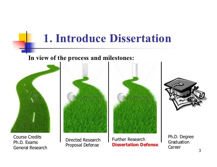 Dissertation on hr