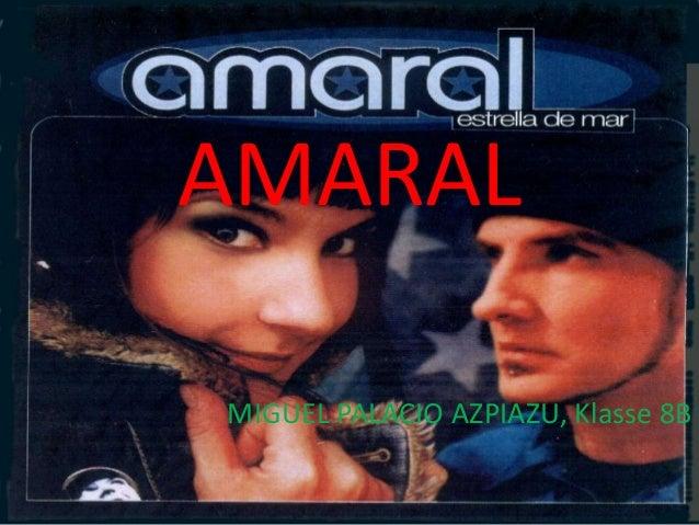 AMARAL MIGUEL PALACIO AZPIAZU, Klasse 8B