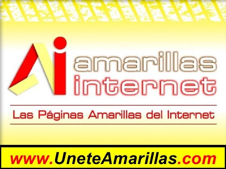 www. UneteAmarillas .com