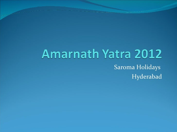 Saroma Holidays     Hyderabad