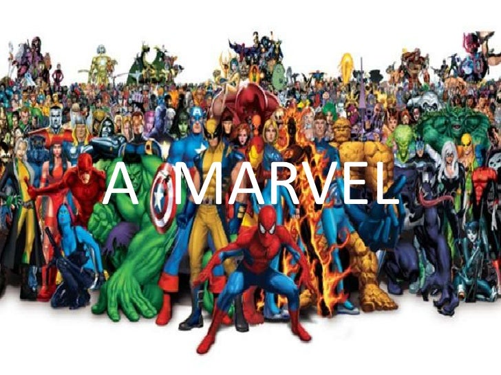 A  MARVEL<br />