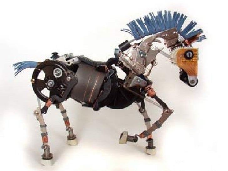 Amazing Art With Old Gadgets  Trash