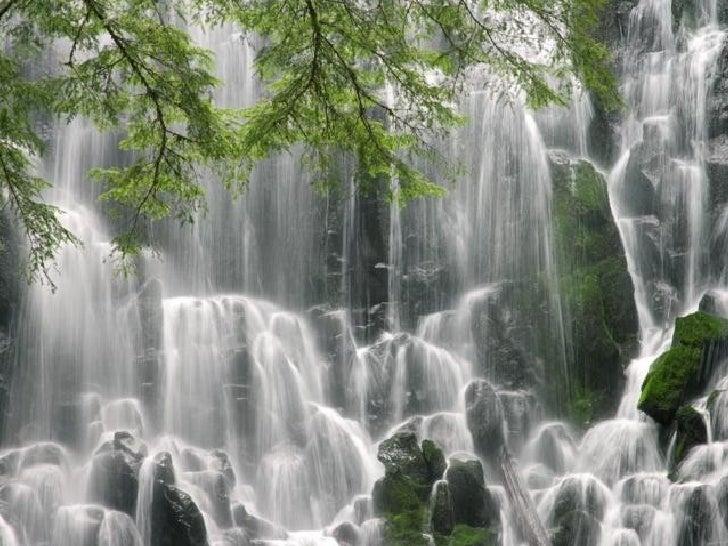 Amazing Beautiful Waterfalls