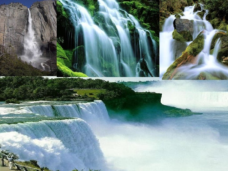 Amazing Beautiful Waterfalls Around The World