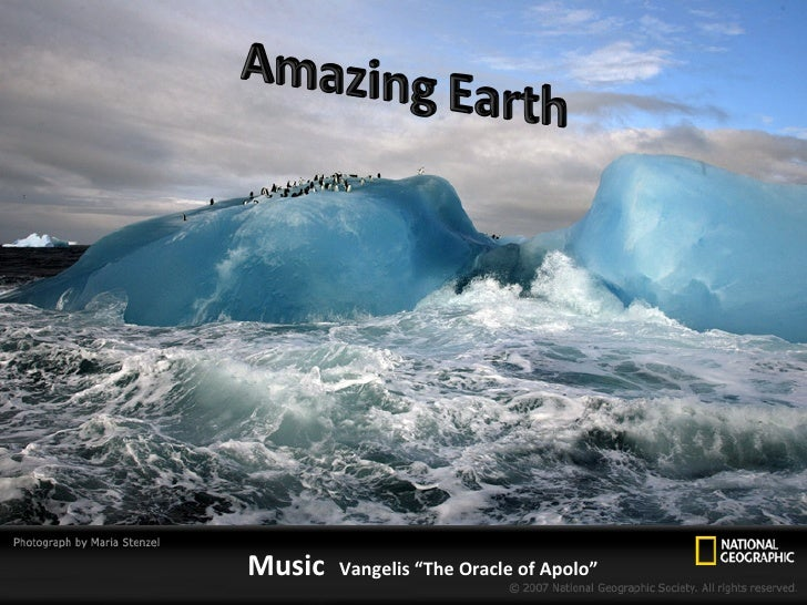 "Music  Vangelis ""The Oracle of Apolo"""
