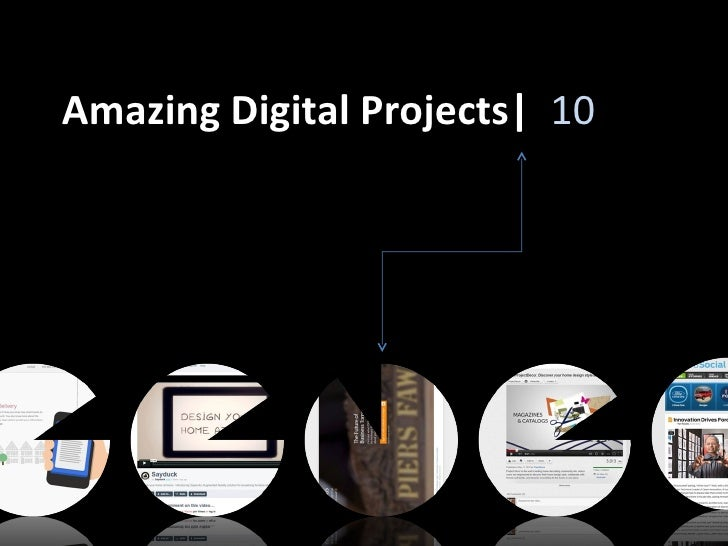 Amazing Digital Projects| 10