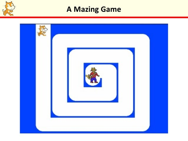 A Mazing Game