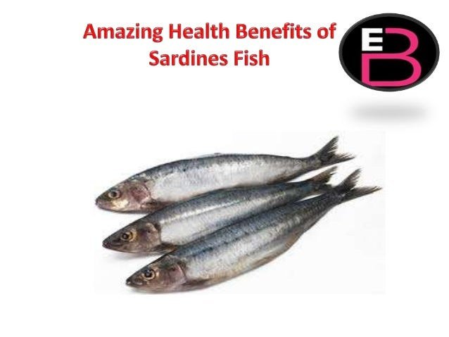 Amazing health benefits of sardines fish for Health benefits of fish