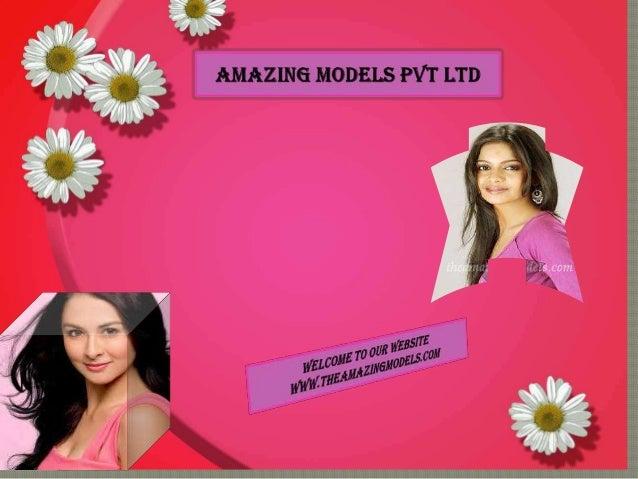 Amazing models