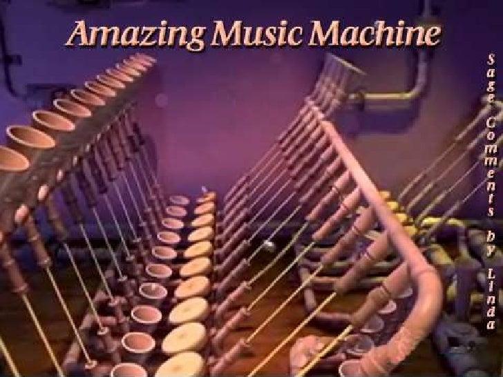 Amazing Music Machine