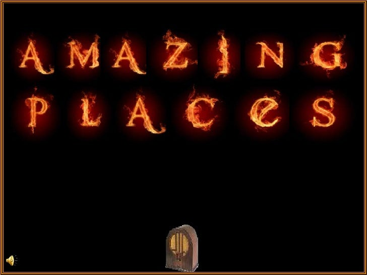 Amazing Places (V M )