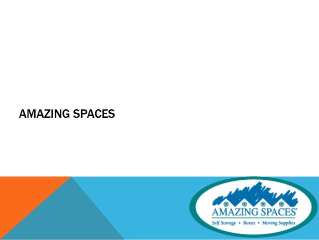 AMAZING SPACES