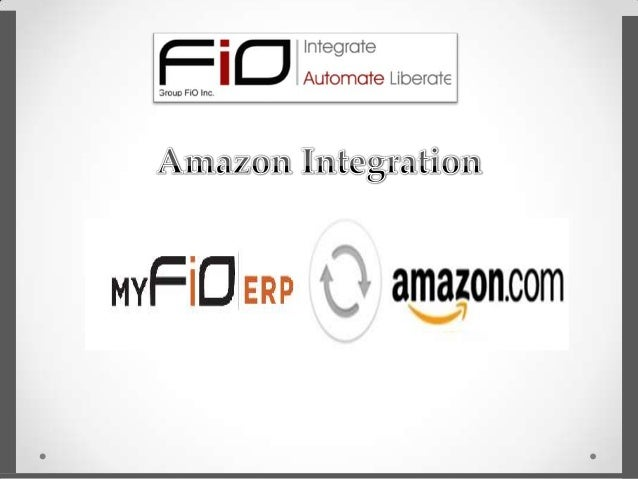 Streamline your processes by having one single interface to manage your eBay store, Amazon shop and ecommerce website. MyF...
