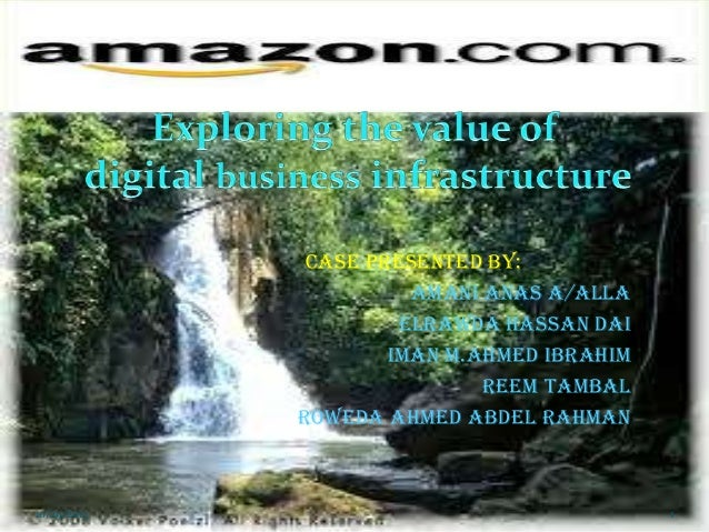Exploring the value of digital business infrastructure