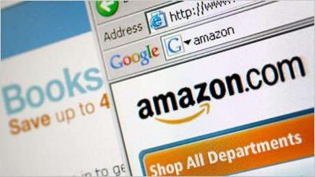 AMAZON.COM Earth's most consumer-centric company By Katie McKinney-Musselwhite