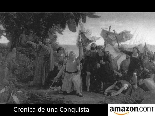 Amazon Crónica de una Conquista