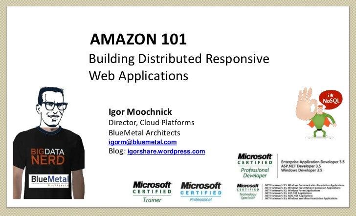 Amazon 101 - building composite responsive apps - small