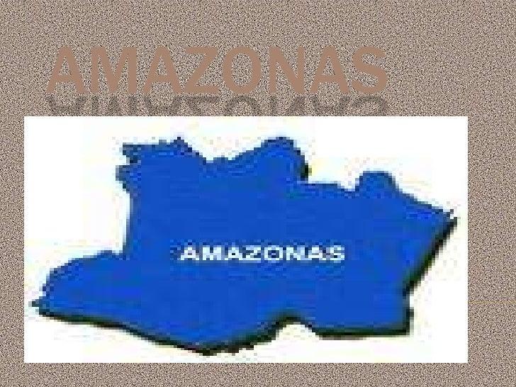 Amazonas<br />