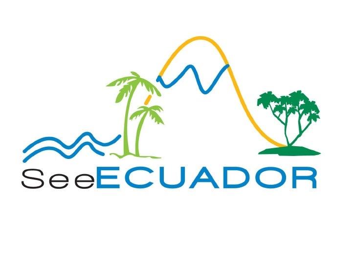 Amazon and Galapagos presentation, See Ecuador, May 2009
