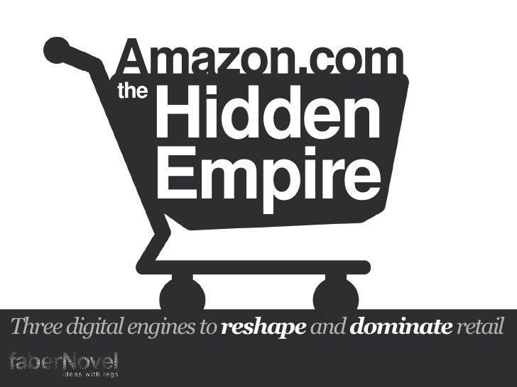 Amazon hidden empire