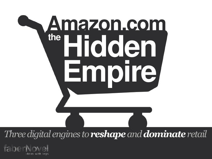 Amazon hidden empire