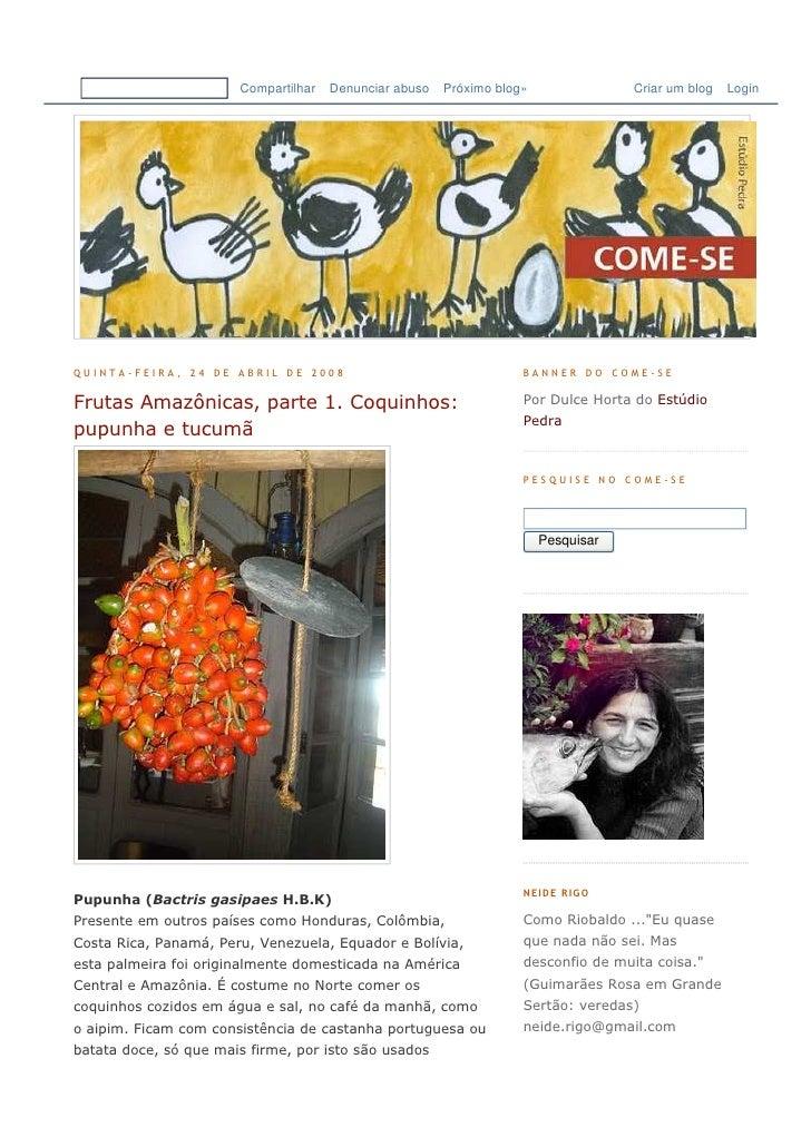 Compartilhar   Denunciar abuso   Próximo blog»               Criar um blog   Login     QUINTA-FEIRA, 24 DE ABRIL DE 2008  ...