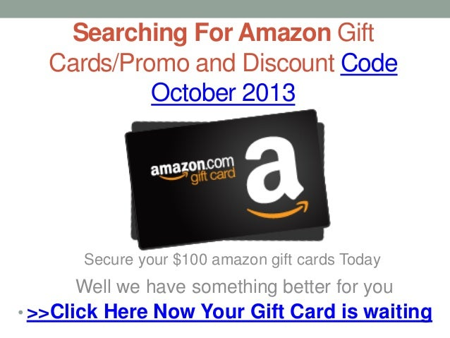 amazon discount card