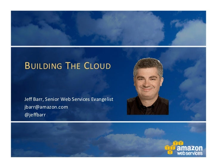 Amazon Web Services Building Blocks for Drupal Applications and Hosting
