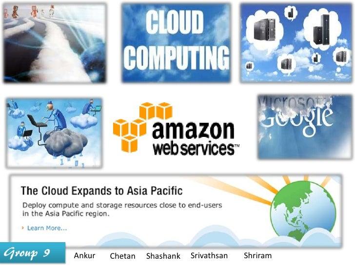 Amazon web services,
