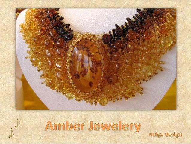 Amber Jewelery