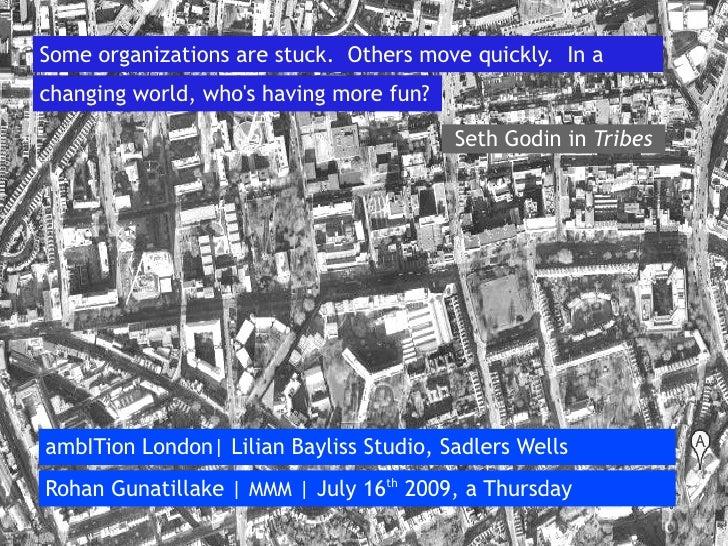 AmbITion London Presentation