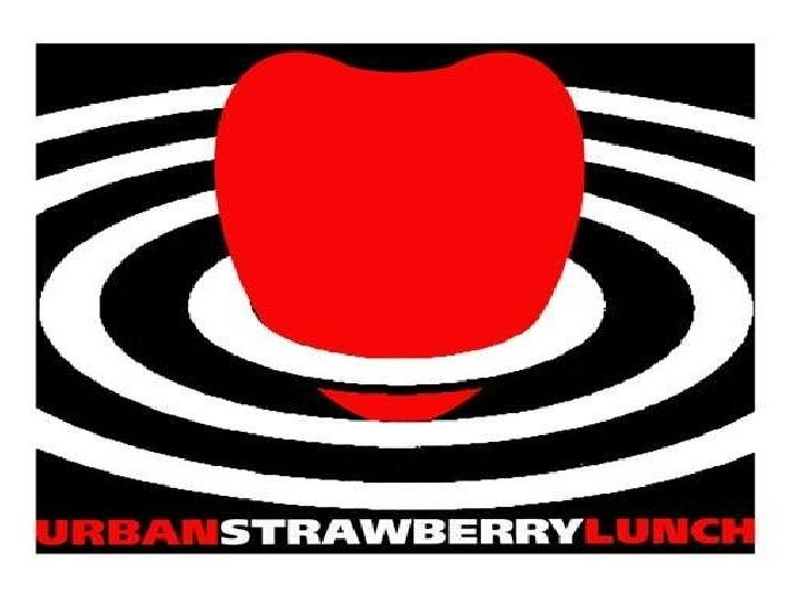 Urban Strawberry Lunch and how you get a Public Video Screening License