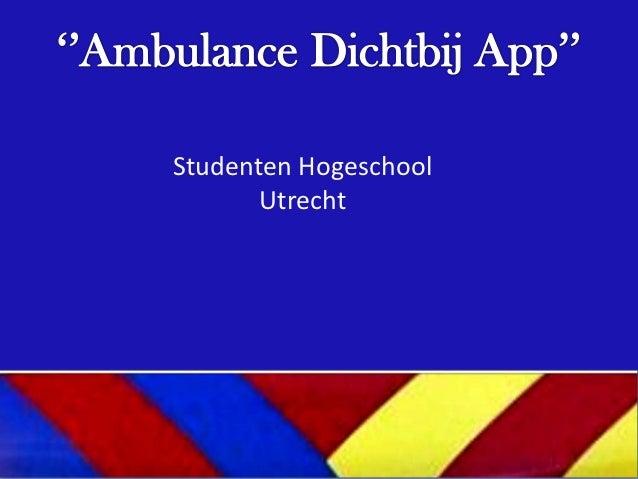 Studenten Hogeschool       Utrecht